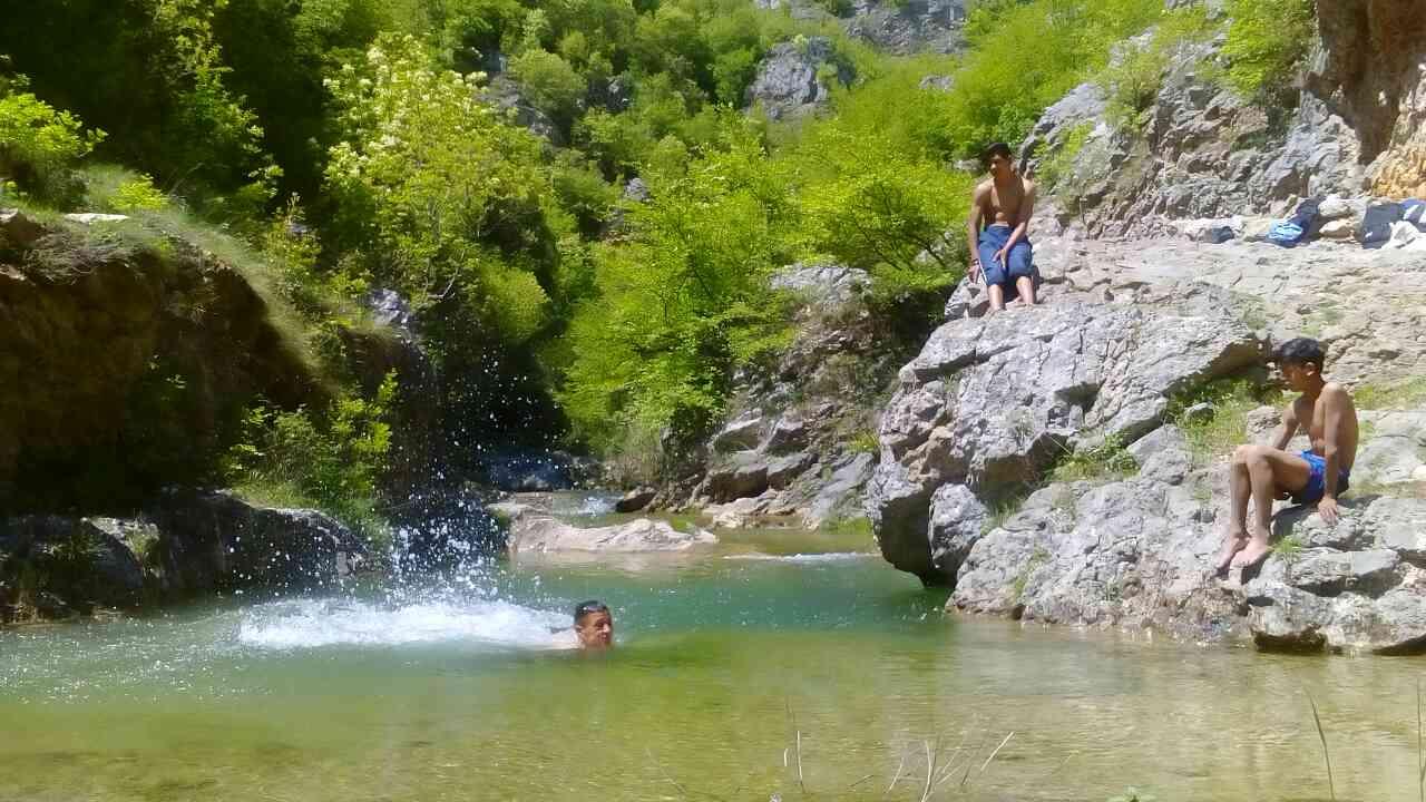 Photo of Prvo ovogodišnje kupanje (FOTO)