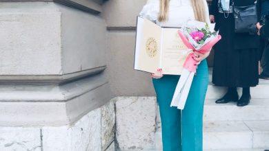 Photo of One su ponos Pirota. Katarina Jordanović i Milica Dimitrijević dobile Povelje Univerziteta u Nišu kao najbolje studentkinje na svojim fakultetima