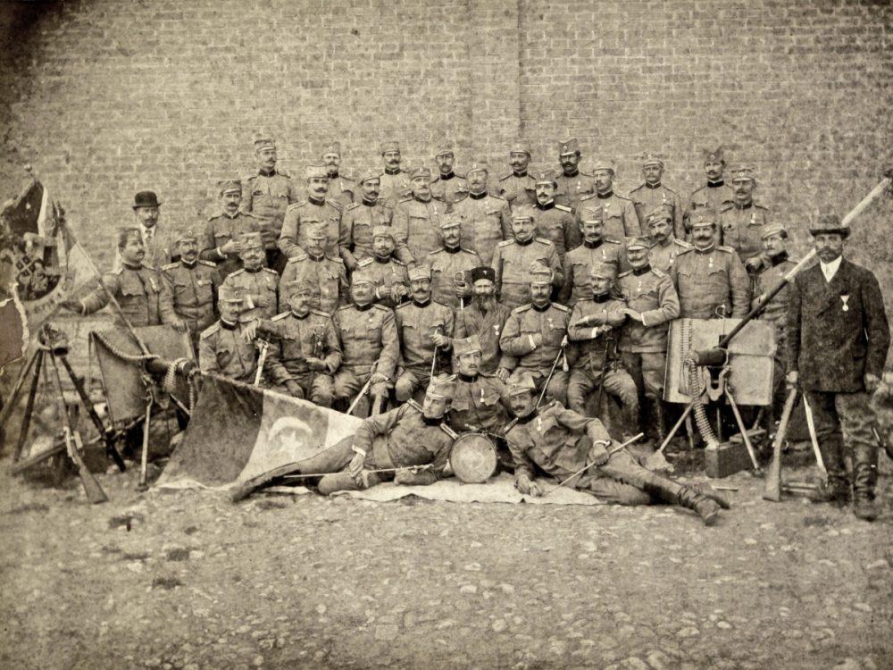arhiva muzeja ponišavlja vojska