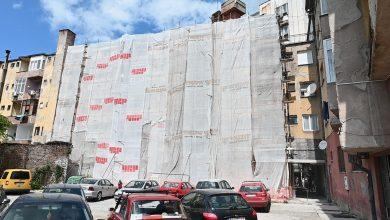 Photo of Saniraju se fasade zgrada u strogom centru grada, Dragoševoj ulici