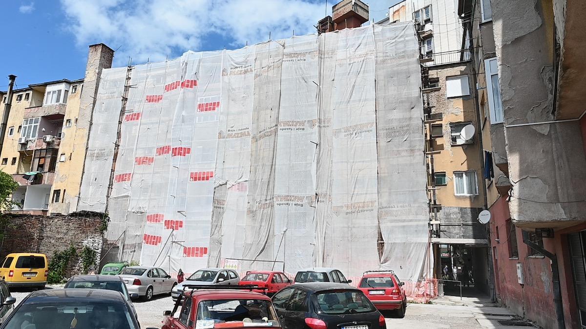 uređenje fasada zgrada