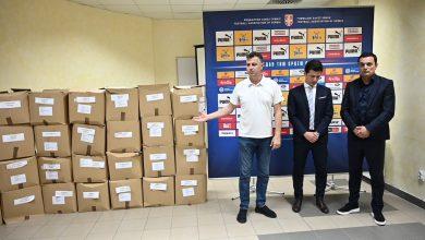 Photo of Marko Pantelić, fudbalska legenda i potpredsednik FSS: Pirot je mnogo uložio u sport i fudbal posebno. Zaslužuje superligaša