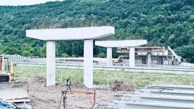 Photo of Nova petlja kod Sopota na Koridoru 10 uveliko se gradi, rade se i regionalni putevi
