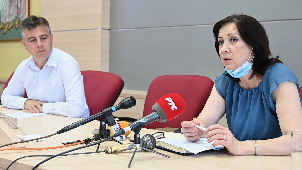 Vladan Vasić i Radmila Zec