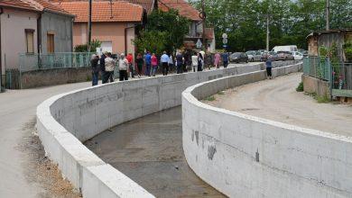 Photo of Završeno uređenje kanala Rogoz. Početak izgradnje novog Keja ka AMSS