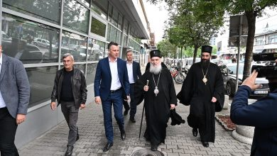 Photo of Vasić: Značajna poseta patrijarha Irineja Pirotu