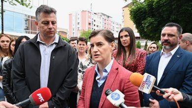 Photo of Brnabić: Zvonačka banja je najlepša banja u Srbiji, razgovarala sam sa predsednikom Vučićem, moramo da oživimo taj biser