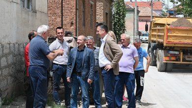 Photo of Velike investicije u selu Krupac, asfaltiraće se glavni put sa trotoarima