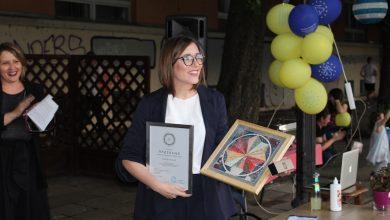 """Photo of Olivera Nikolić dobitnica ovogodišnje nagrade """"Arhitekta Aleksandar Radović"""""""