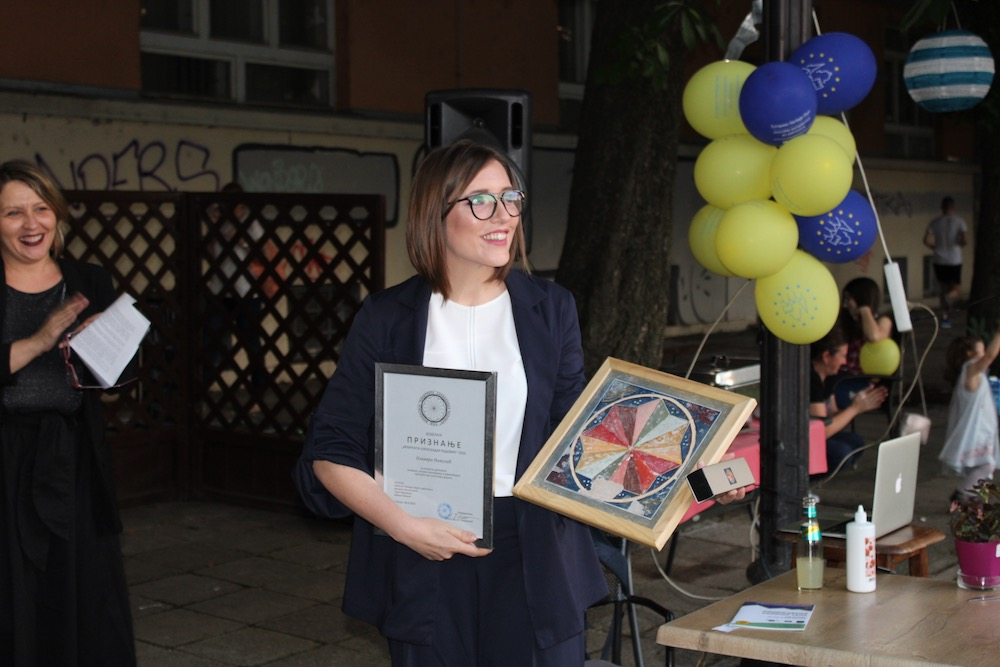 nagrada arhitekta aleksandar radović oliveri nikolić