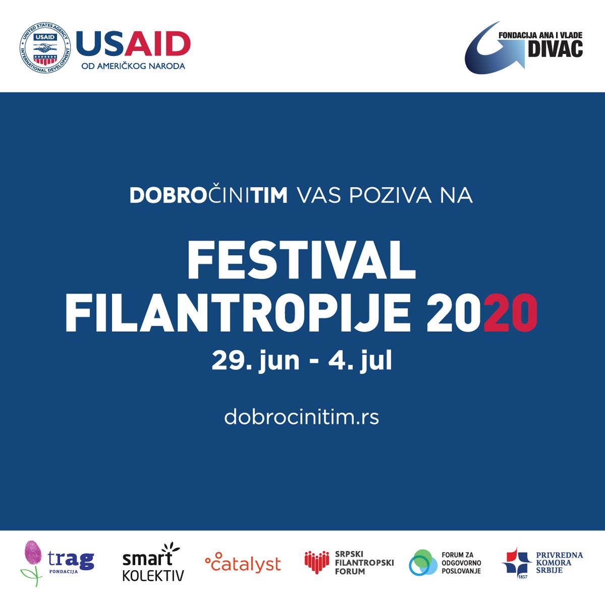 festival filnatropije
