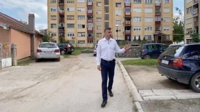 Photo of U naselju Senjak urediće se dvorišni prostor između zgrada i parking prostor