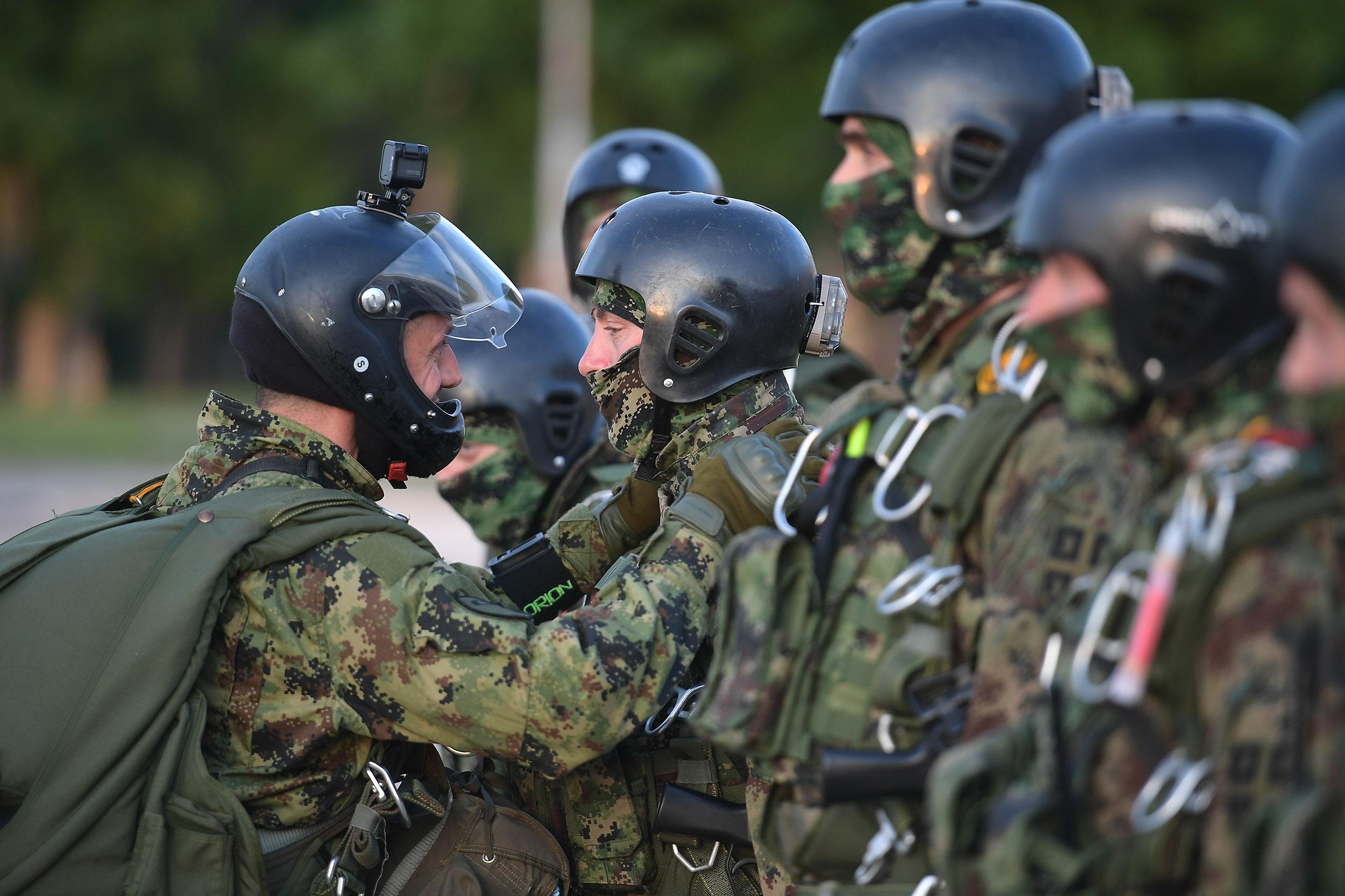 63. padobranska brigada mod