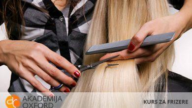 Photo of Kursevi za frizere, masere, kozmetičare, šminkere od sada i u Pirotu