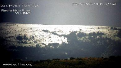 Photo of Neverovatni prizori Stare planine – godišnja doba smenjuju se ko na traci. Zabeleo se plato iznad Zavojskog jezera