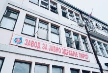 Photo of ZZJZ: Epidemiološka situacija u Pirotu se stabilizuje