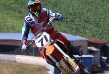 Photo of Marko Kostić startovao  na stazi u Kruševcu u okviru BMU Evropskog šampionata u motokrosu