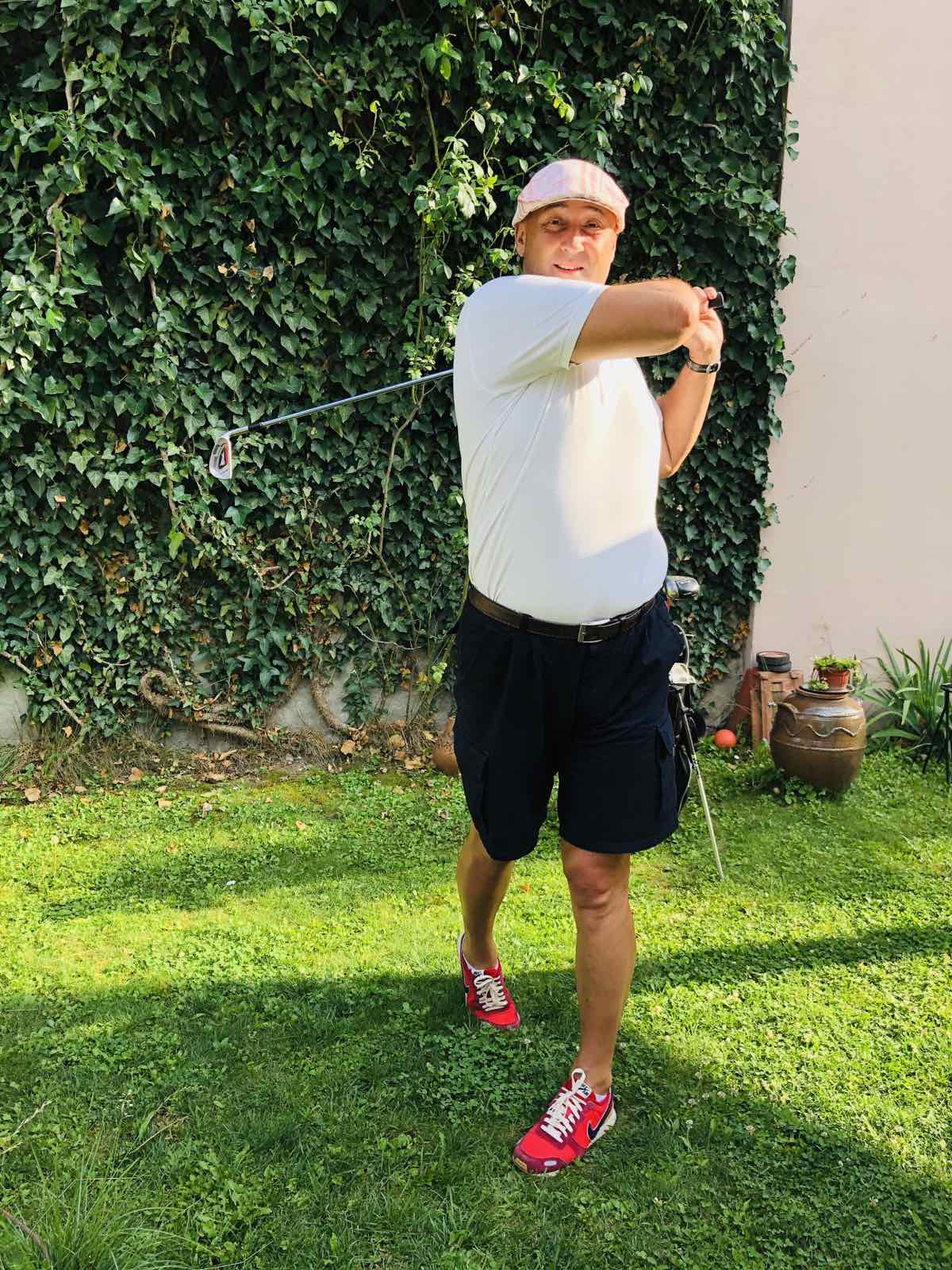 Nemanja Kostadinović, prvi licencirani golf trener u ovom delu zemlje