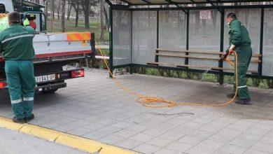 Photo of Komunalac dezinfikuje ulice, pijacu, trgove…