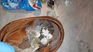 Photo of Gradina: Turčin kesice sa kokainom i hašišom sakrio u đonu od cipela