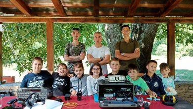 Photo of Kamp za mlade radioamatere u Dojkincima