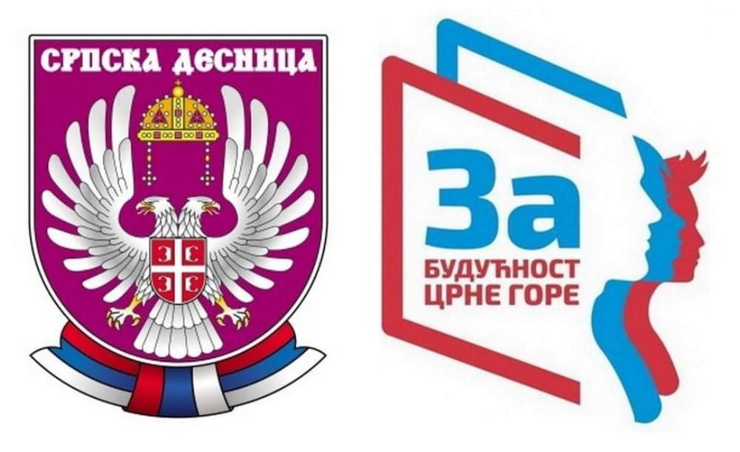 crna gora izbori srpska desnica