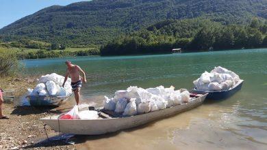 Photo of Beograđani i Pančevci čistili Zavojsko jezero. Sakupili 100 džakova plastike, očistili obalu u dužini od četiri kilometara