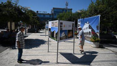 "Photo of Izložba fotografija ""Mali Jerusalim"" otvorena narednih sedam dana na centralnom gradskom trgu"