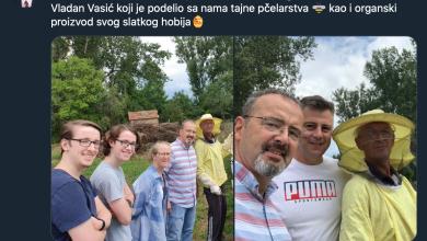 Photo of Ambasador SAD Entoni Godfri sa porodicom već treći dan na odmoru u Pirotu