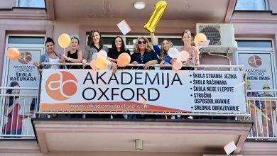 Photo of Povodom prvog rođendana, Akademija Oxford u Pirotu poklanja kurs engleskog jezika