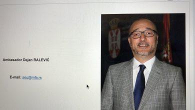 Photo of Piroćanac Dejan Ralević ukazom predsednika Republike imenovan za ambasadora Srbije u Kanadi