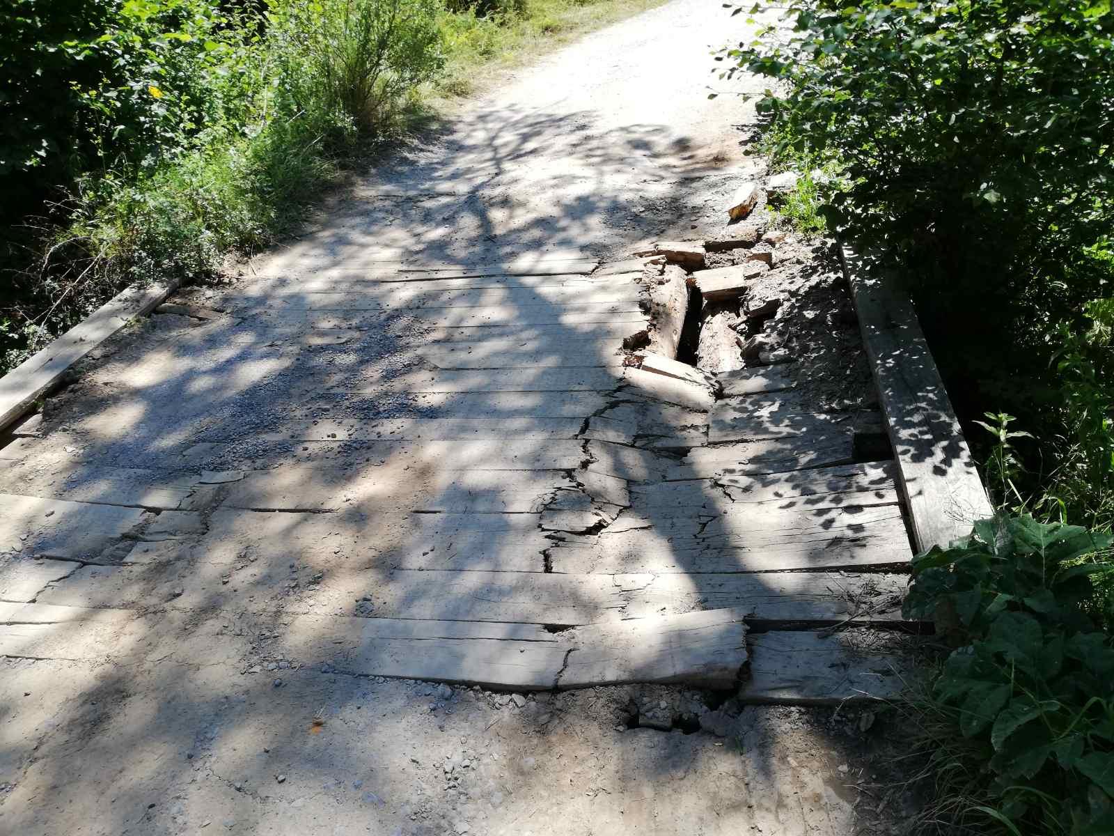 arbinje oštećenje na mostu