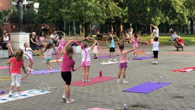 Photo of Sve veće interesovanje za ritmičku gimnastiku, uspešno se realizuje letnja škola