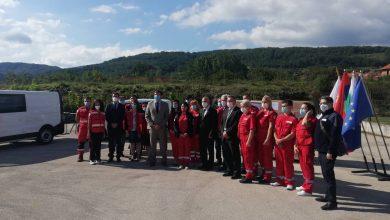 Photo of Ambasada Bugarske predala pomoć Crvenom krstu u Dimitrovgradu
