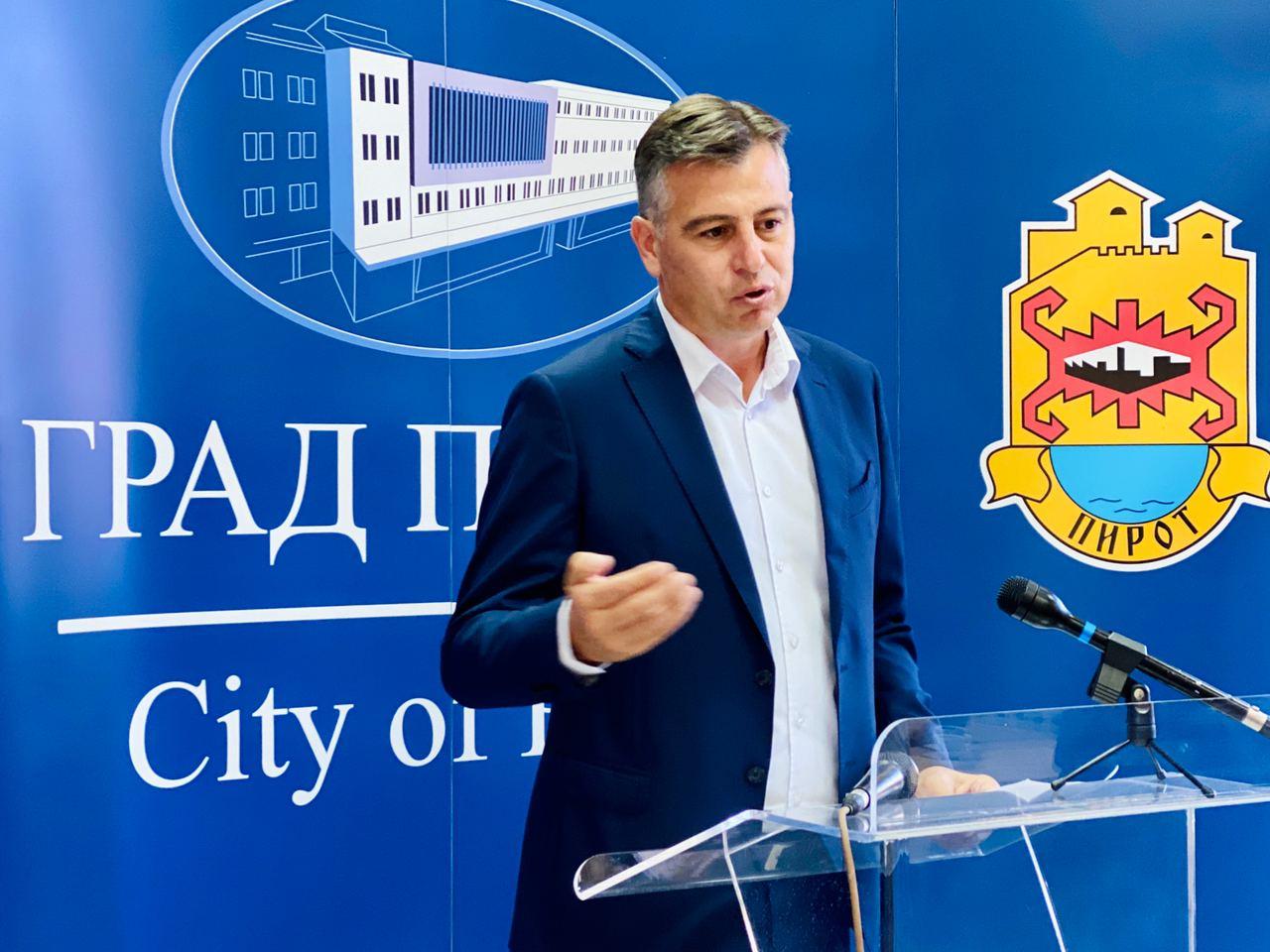 gradonačelnik Vasić