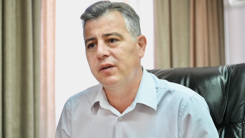 Vladan Vasić, gradonačenik Pirota