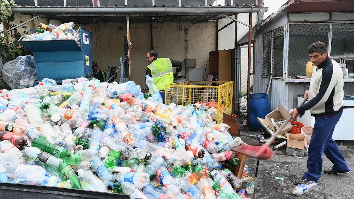 reciklaža regionalna deponija pirot