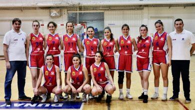 Photo of Košarkašice Gimnazijalca članice Druge ženske lige Srbije u košarci!