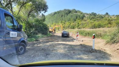 Photo of Počeli radovi na rehabilitaciji regionalnog puta od Rsovaca ka Pirotu
