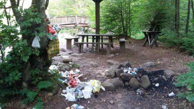 Photo of Uklonjene gomile smeća sa izletišta Tupavica, Kozji kamik, Slavinjskog grla. Apel posetiocima da smeće vrate sa sobom u grad