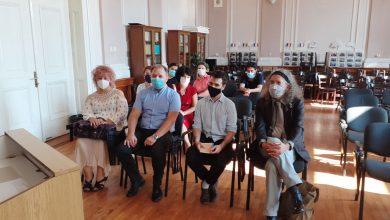 Photo of Održan sastanak profesora bilingvalnih odeljenja Gimnazije i pretstavnika francuskih instituta