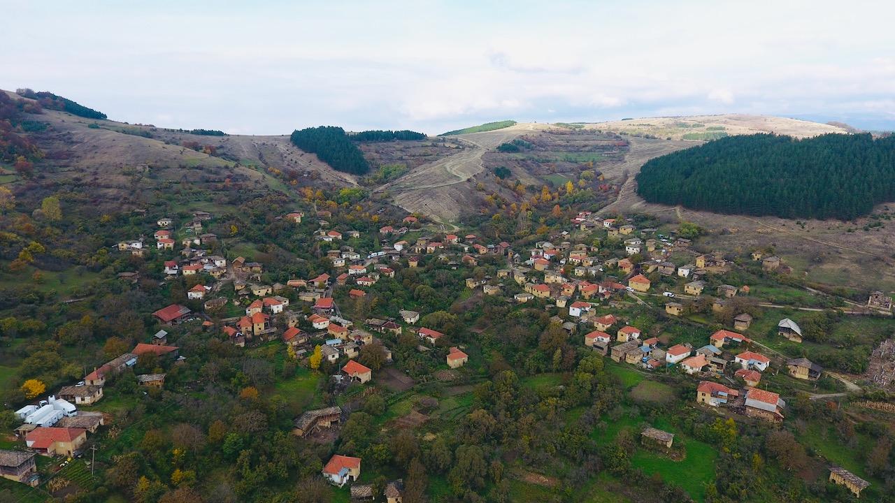 pokrovenik stara planina panorama