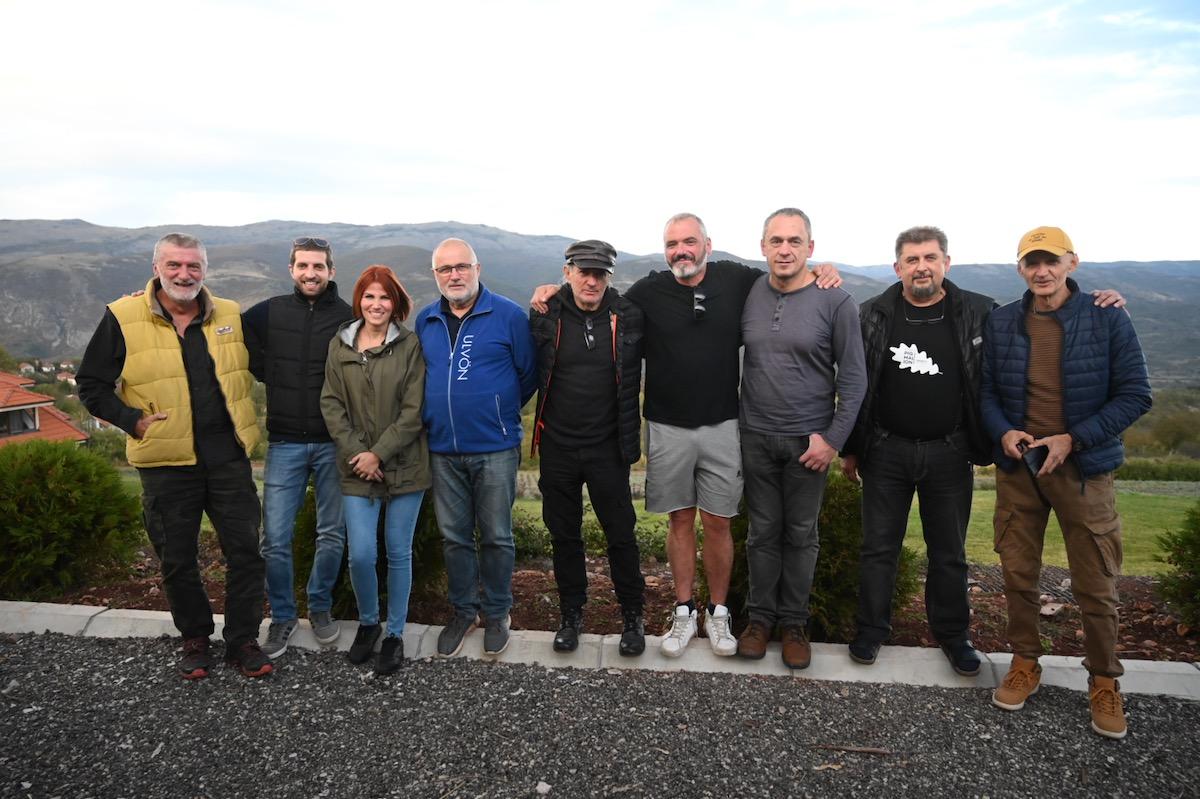Učesnici ovogodišnje likovne kolonije Pigmalion