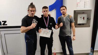 Photo of KBK Crna kobra: Bronza za Dušana Sokolovića na Prvenstvu države u kik-boksu
