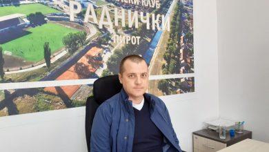Photo of Nikola Puača: U Kruševac idemo po bodove, verujem u kvalitet mojih igrača