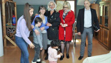 Photo of Obilaskom hraniteljske porodice obeležili dan stranke