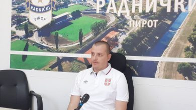 Photo of Nikola Puača: Raduju nas dobre igre, ali ih moramo krunisati bodovima