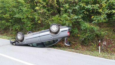 Photo of Saobraćajna nezgoda na putu Sopot – Temska