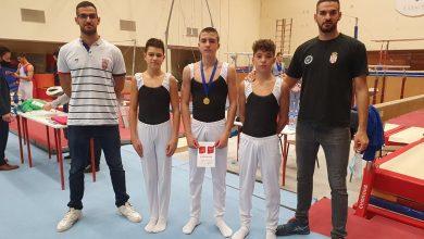 Photo of Veliki uspeh pirotske gimnastike: Mihajlo Milošević DRŽAVNI PRVAK na preskoku