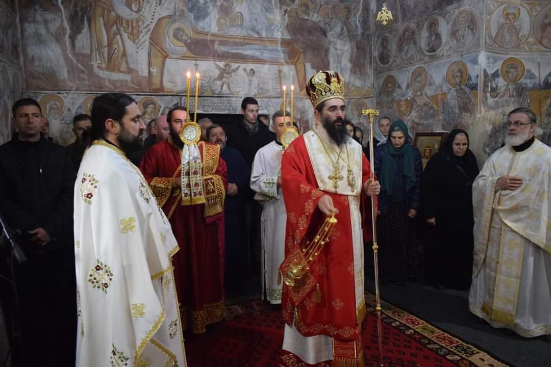 manastir svetog djordja